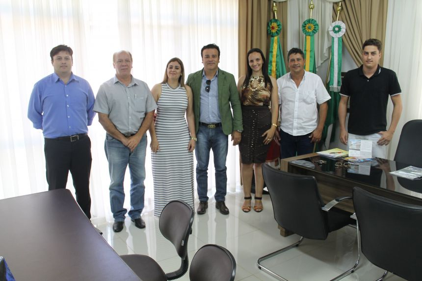 Reunião com Representantes da FATEC