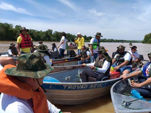 Imagens do 7º Rally Fluvial