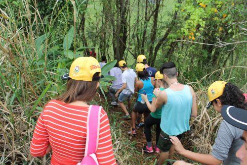 2ª Caminhada Internacional na Natureza