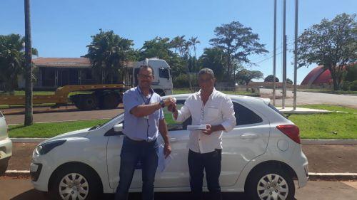 Prefeitura Municipal de Fênix adquiriu um novo veiculo