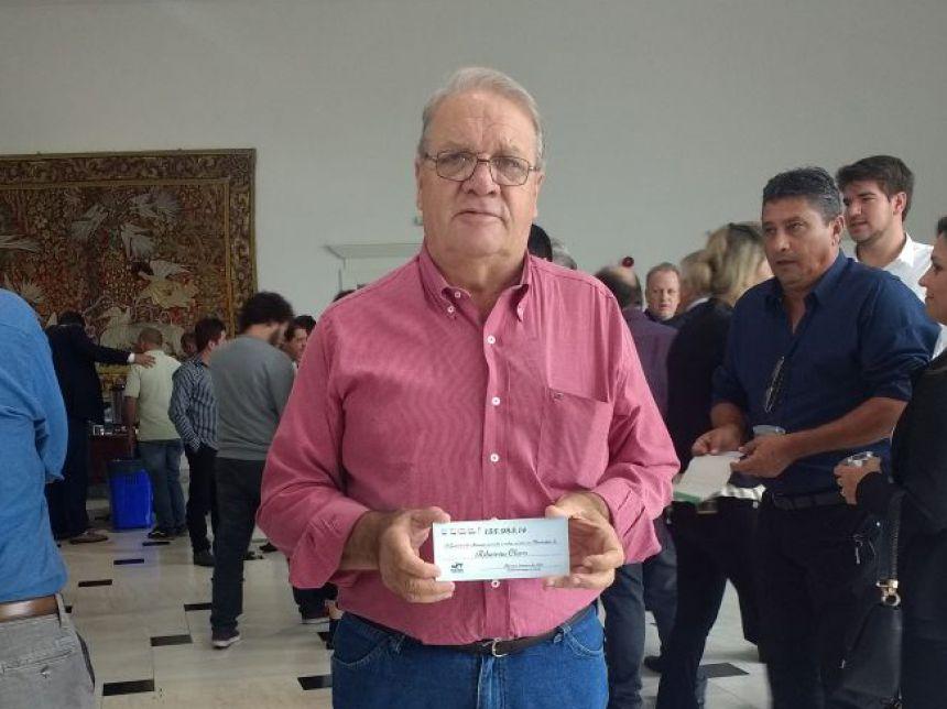 Ribeirão Claro recebe R$ 155,9 mil de cota extra do ICMS