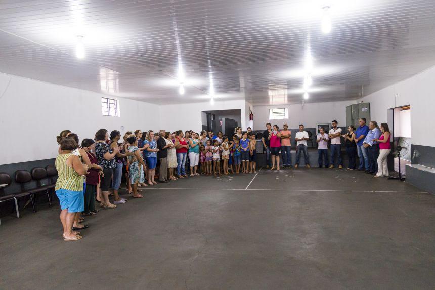 Centro de Convivência levará cursos profissionalizantes e oficinas ao Campo do Rio