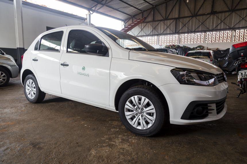 Vigilância Sanitária de Ribeirão Claro recebe carro zero quilômetro