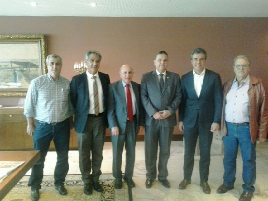 Mario Pereira assina convênio de R$ 2,7 milhões para obras na rodovia Aldo Articesso Siqueroli