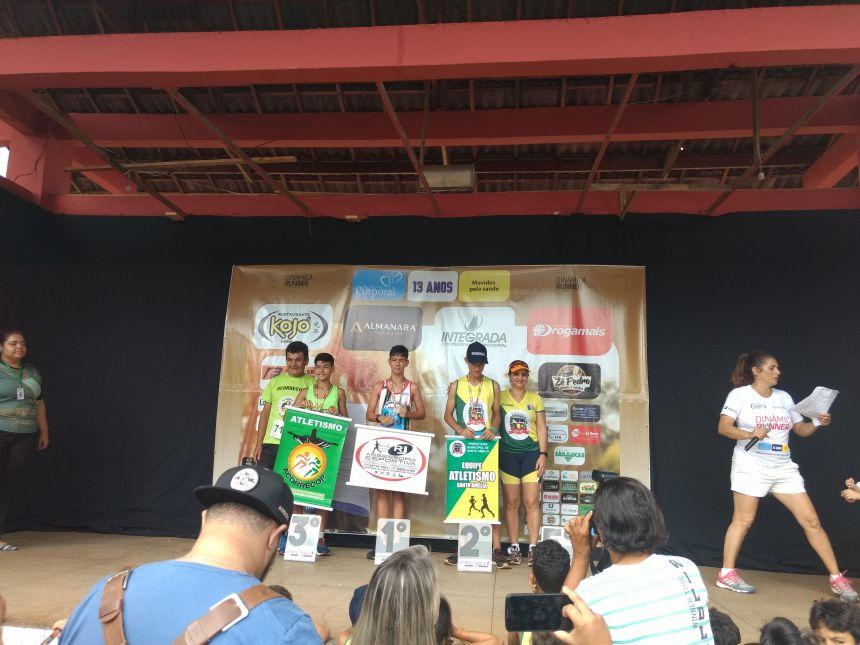 Ascor conquista 7 pódios em corrida em Bandeirantes