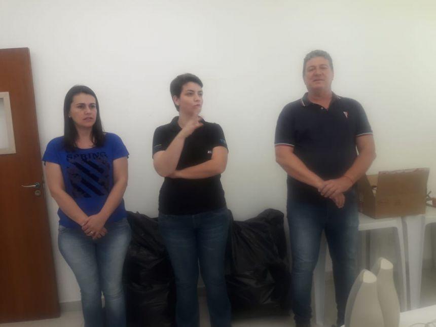 Assistência Social promove oficina sobre reciclagem de lixo