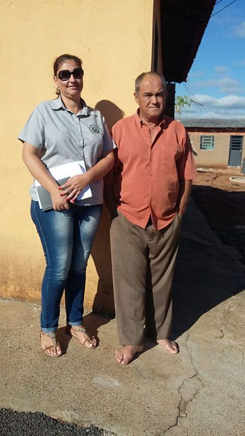 Após temporal, prefeitura presta apoio a população na Cachoeira