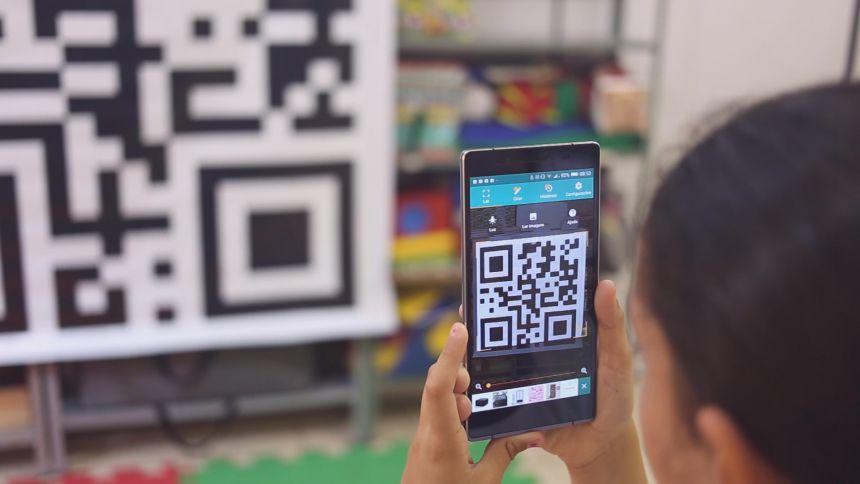 Educação lança projeto ′QR Code′ para incentivar a leitura com uso da tecnologia