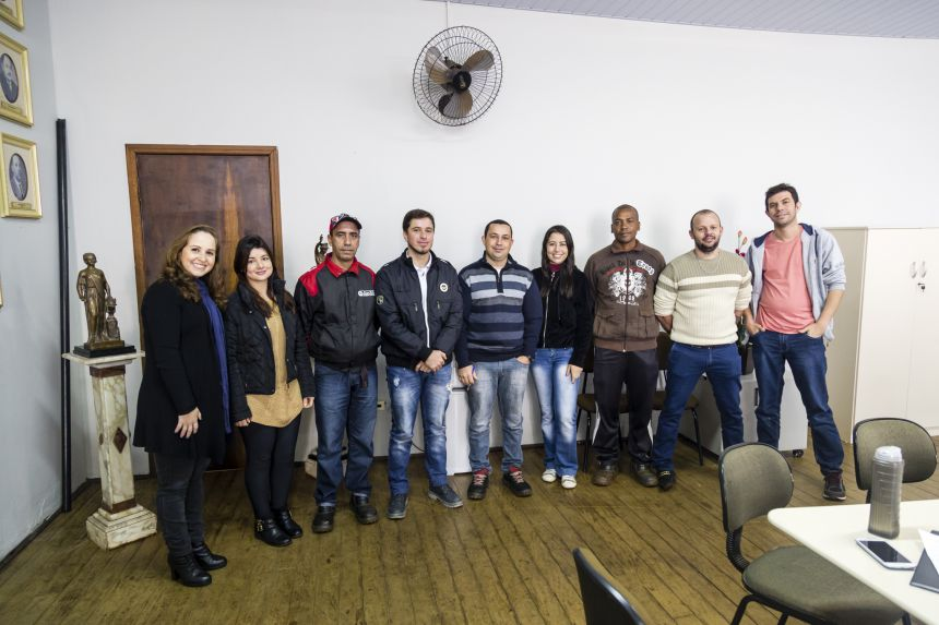 Nova diretoria da CIPA toma posse em Ribeirão Claro
