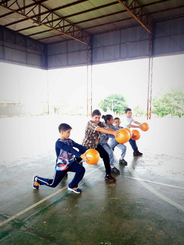 Projeto Cross Kids incentiva prática de exercícios físicos na infância