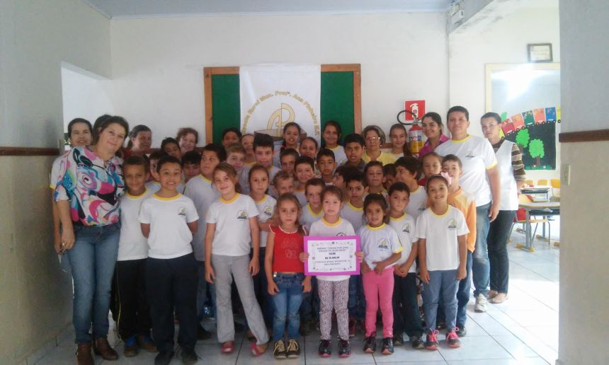 Escola Ana Pinheiro ganha o prêmio Todos por uma Escola de Qualidade