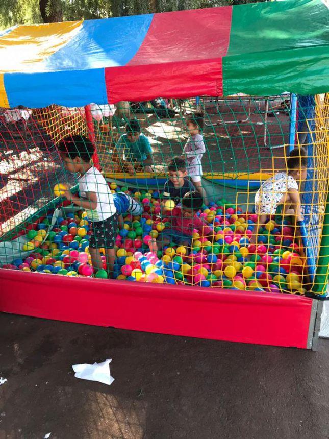 Cras Itinerante leva programas da prefeitura aos moradores do bairro Jácomo Domingos Mio