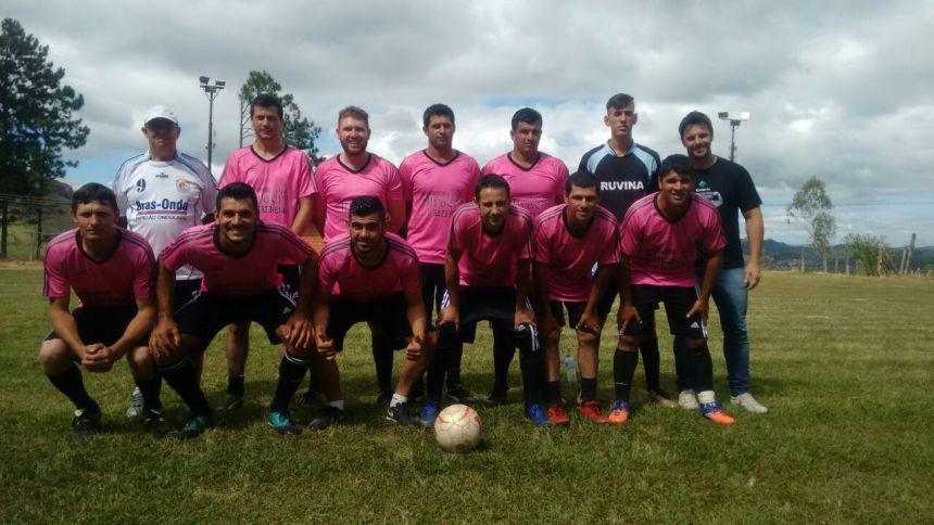 ′Sete Voltas′ conquista Campeonato Municipal de Futebol Suíço 2017