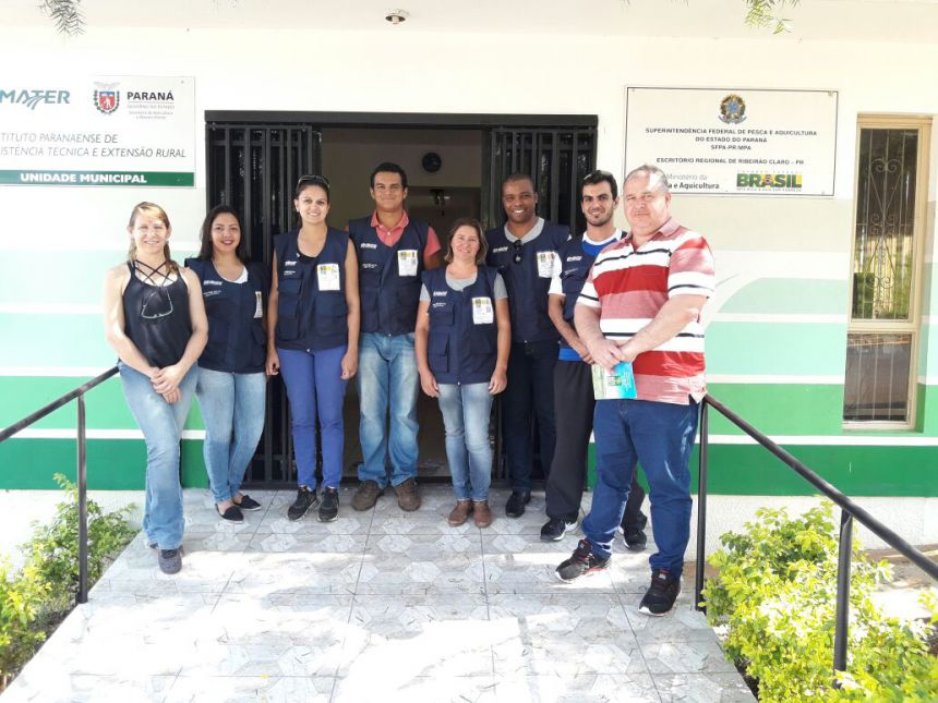 Recenseadores do IBGE coletam dados sobre setor agropecuário