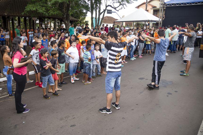 Programação de aniversário de 110 anos de Ribeirão Claro