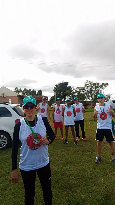 Ribeirão Claro Running conquista 3 pódios na Corrida Rural APAE em Cambará