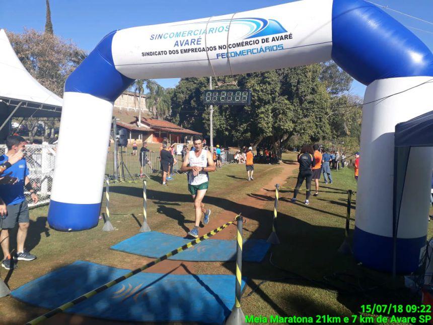 AAMR conquista três pódios na Meia Maratona de Avaré
