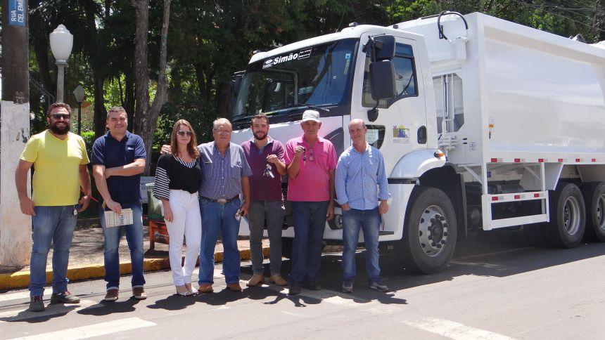 Em 2018, Mario aumenta a frota municipal com aquisição de 4 novos veículos e investimento de R$ 693,8 mil