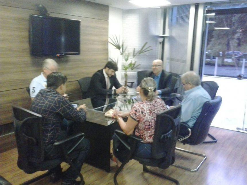 Reunião busca alternativa para compensar perda em cota de ICMS