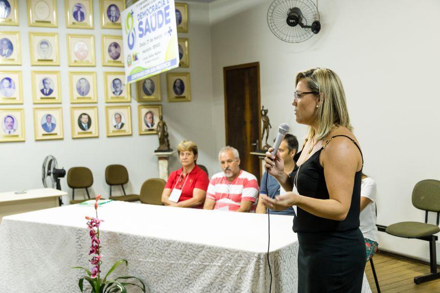 Pré-Conferência reúne propostas para Saúde de Ribeirão Claro