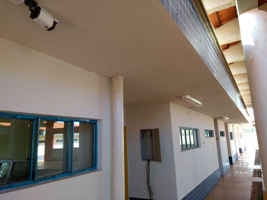 Prefeitura instala câmeras de videomonitoramento na super creche
