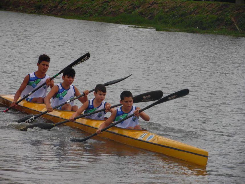 ARCCA se prepara para Campeonato Brasileiro de Canoagem Maratona