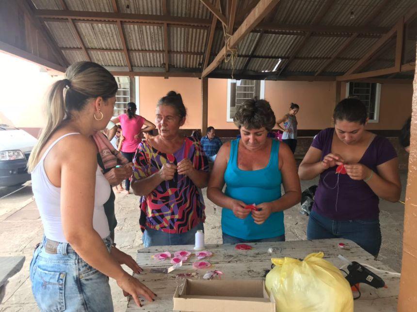 Cras Itinerante leva programas da prefeitura ao bairro rural Água da Mula