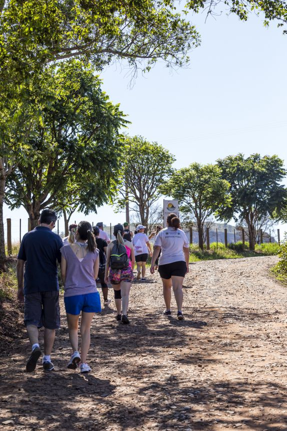 8ª Caminhada Internacional da Natureza divulga atrativos turísticos de Ribeirão Claro