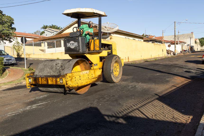 Prefeitura inicia operação tapa-buracos