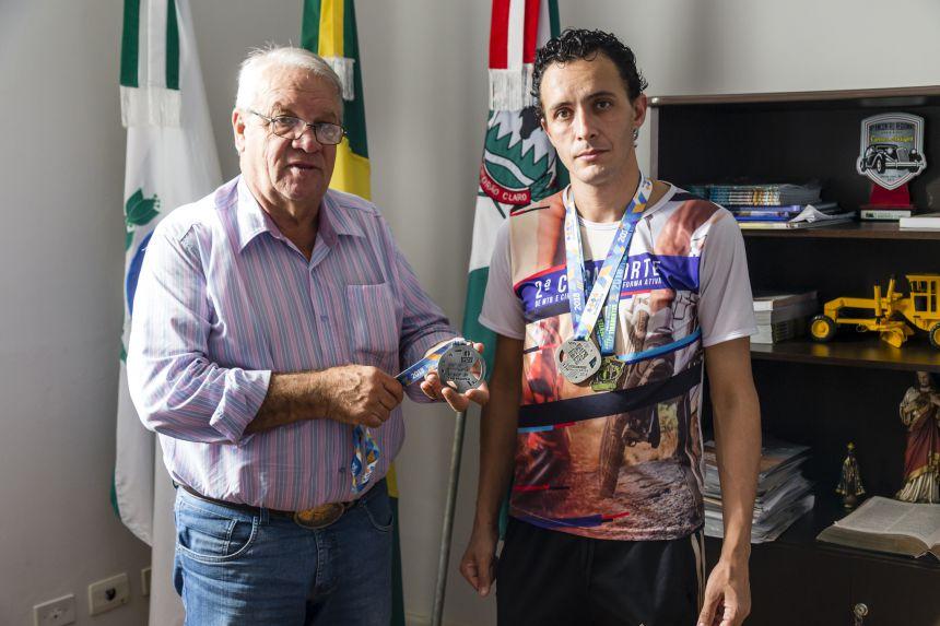 Carlos Beltramo se classifica para 2ª fase nacional do Circuito Loterias Caixa