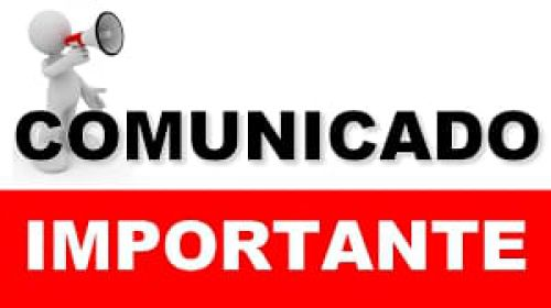 Comunicado - Suspensão da coleta de lixo no dia 2 de novembro