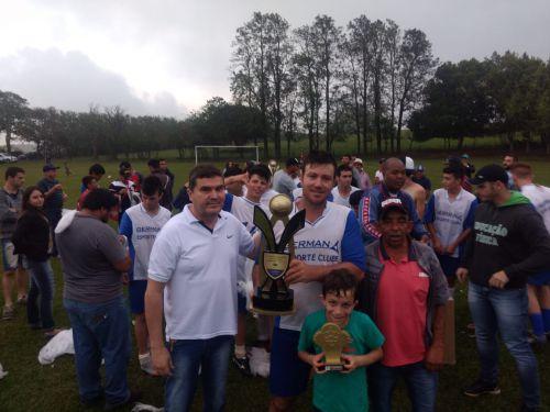 Três Corações vence Copa Ribeirão Claro de Futebol Amador 2018