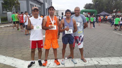 Ribeirão Claro Running participa da 10ª Corrida Rústica em Jaguariaíva