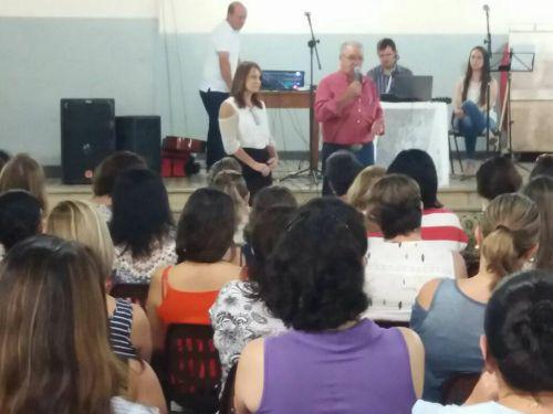 Reunião marcou escolhas de vagas de professores
