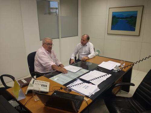 Mario cumpre agenda em Curitiba por obras e novos investimentos