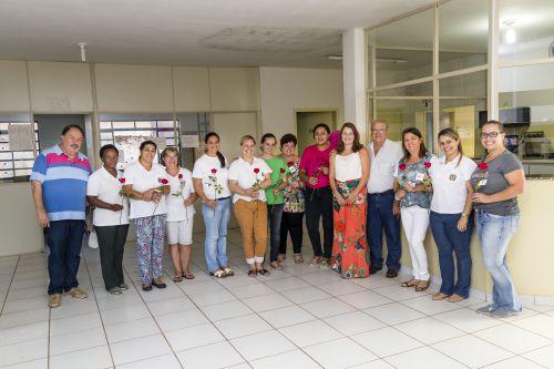 Homenagem Dia Internacional da Mulher
