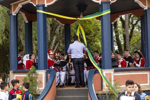 Solenidade marca comemoração de 7 de setembro