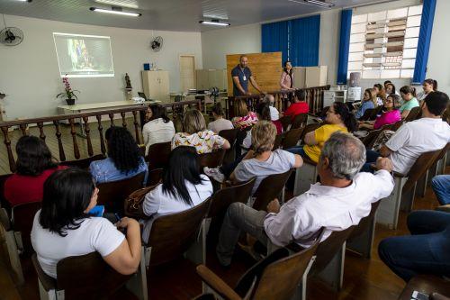 Reunião da Rede de Proteção da Criança e do Adolescente