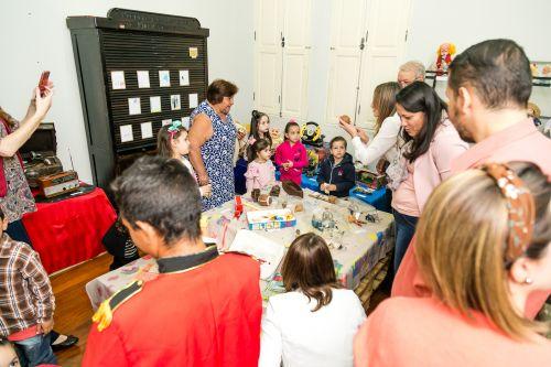 Inaugurado Museu do Brinquedo em Ribeirão Claro