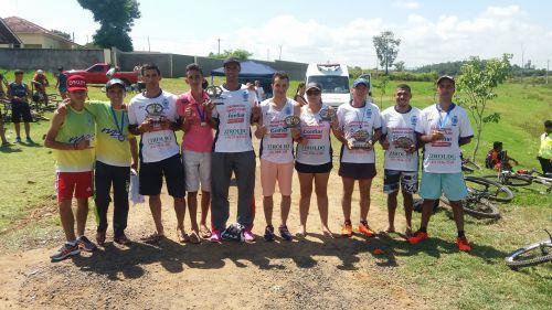 AAMR participa de corrida Santo Antônio da Platina
