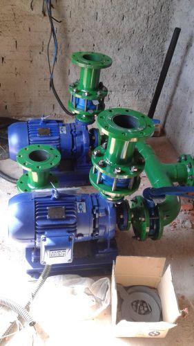 Nova bomba d′água fortalecerá o abastecimento na região do bairro Bechara 3