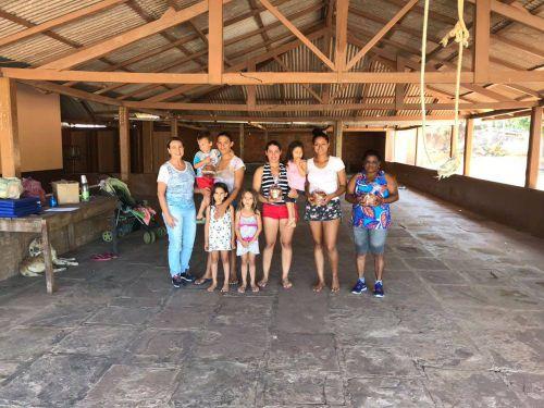 Cras Funcional no bairro rural Água da Mula
