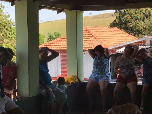 Cras Itinerante′ leva programas da Prefeitura ao Patrimônio do Abreus