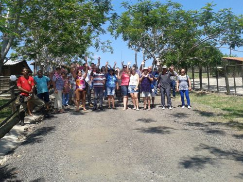 Idosos do Grupo Conviver participam de passeio