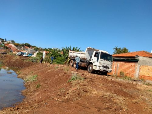 Igreja evangélica participa de mutirão contra a Dengue em Ribeirão Claro