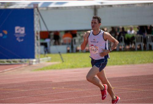 Carlos Beltramo se classifica para Nacional de Atletismo