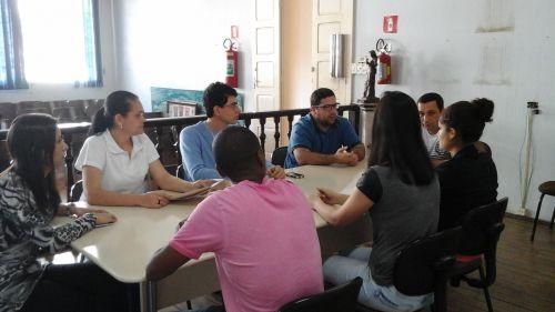 Diretoria e integrantes da CIPA iniciam trabalho na prefeitura