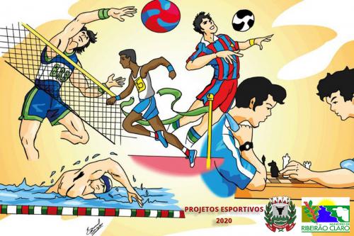 Prefeitura de Ribeirão Claro define projetos esportivos para 2020