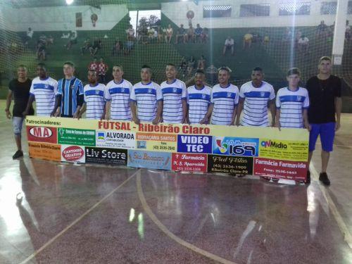 Dois jogos definem finalistas da Copa Futsal Municipal 2018 hoje