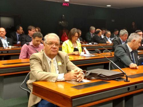 Mario Pereira participa de reunião por aumento de compensação financeira para municípios